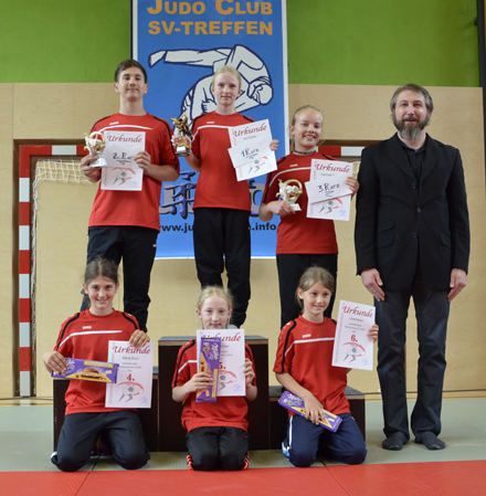 Judo Vereinscup 2015/2016