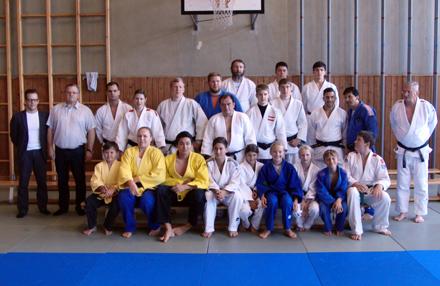 Styria Judo Trainingslager